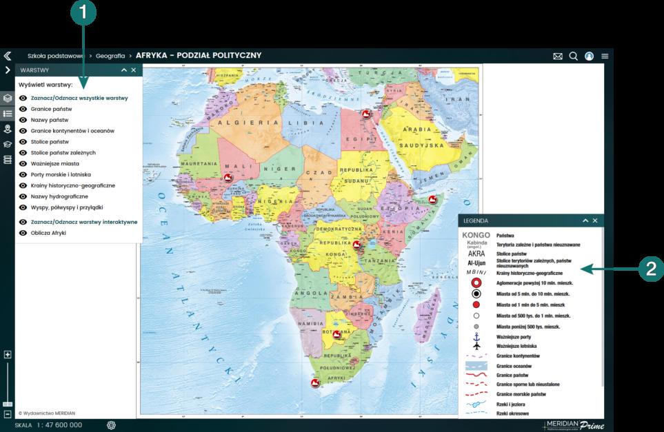 Edycja mapy