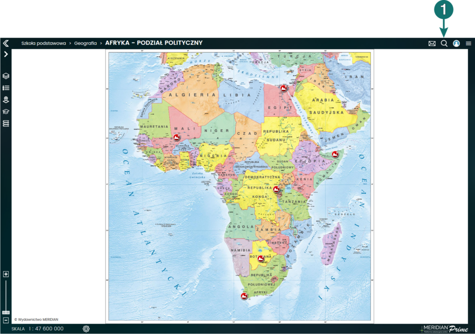 Wyszukiwanie map
