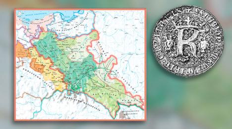 1333-1370 Polska za Kazimierza Wielkiego