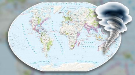 Świat – klęski żywiołowe