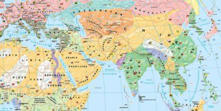 Świat -rolnictwo i użytkowanie ziemi