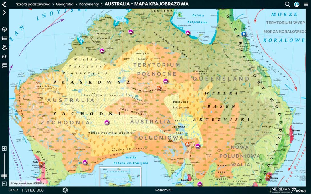 Australia bez ramy
