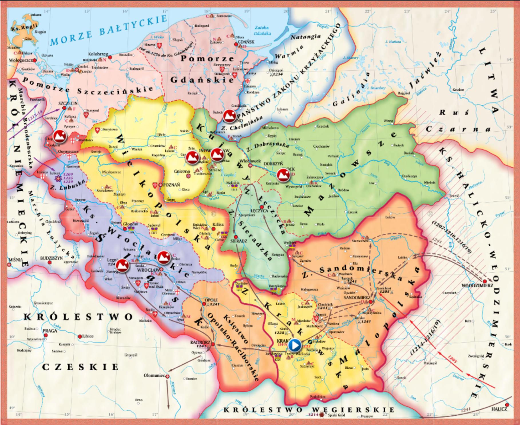 HP 05 mapa full