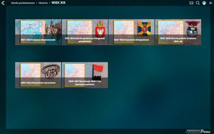 XIX WIEK - mapy w komplecie
