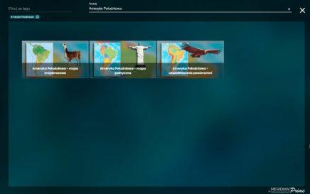 Ameryka Południowa - mapy w komplecie